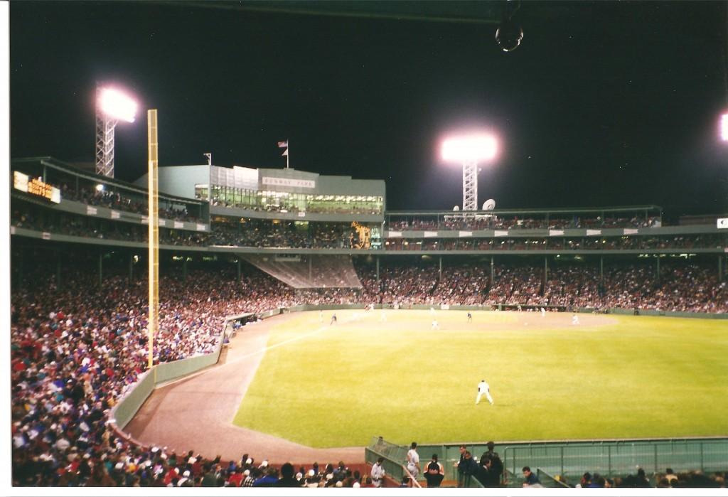 Visting in 1996