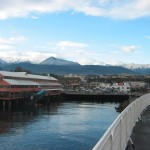 Leaving Port Angeles, WA for Victoria, BC