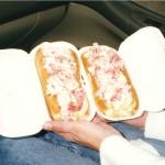 Mmmmm...lobster rolls!