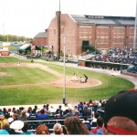 Visit in 1998 prior to the team's Red Sox affiliation