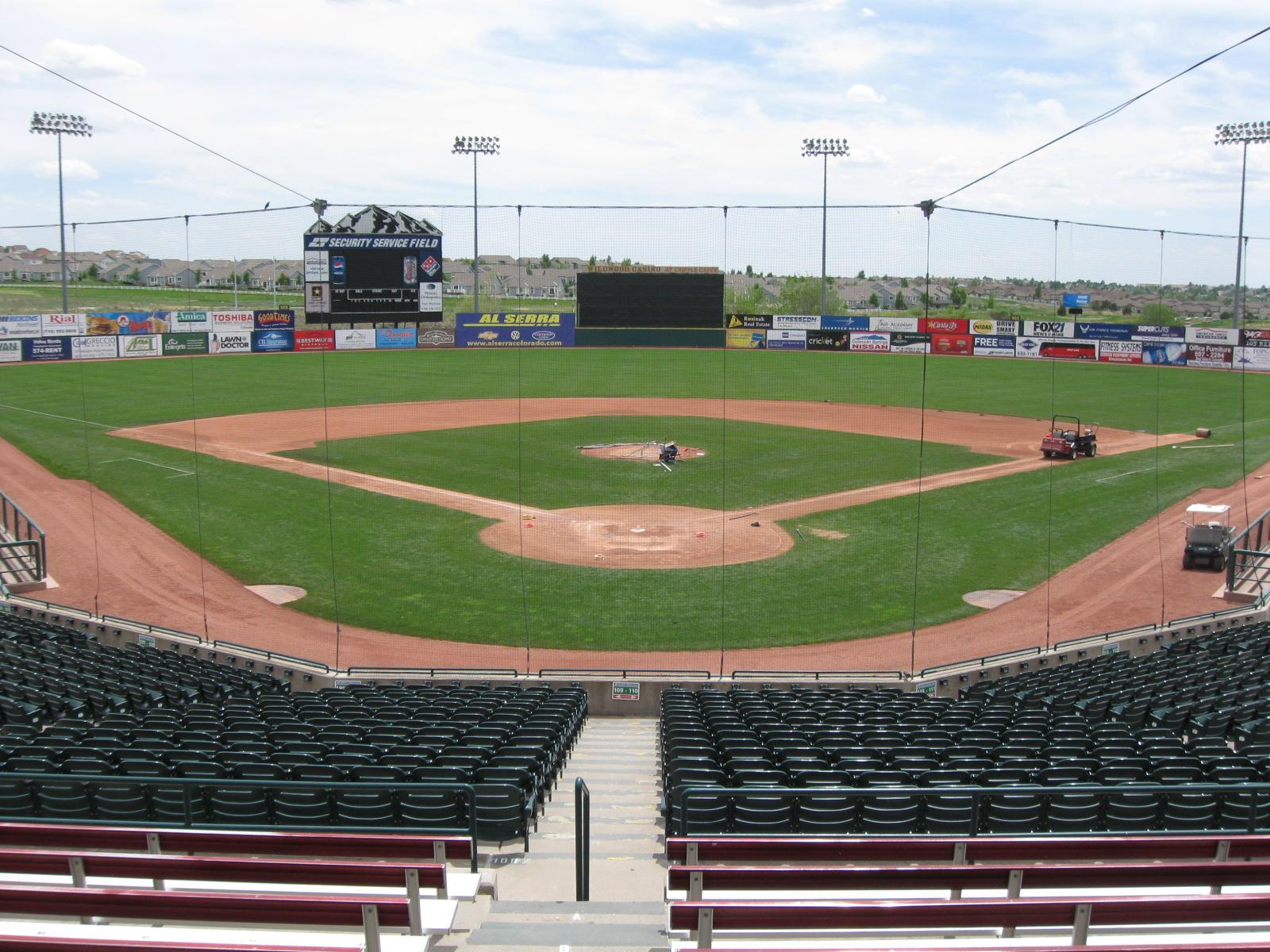 Colorado Springs Security Service Field