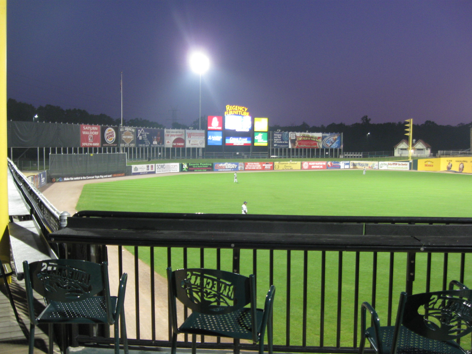 Regency Furniture Stadium 13