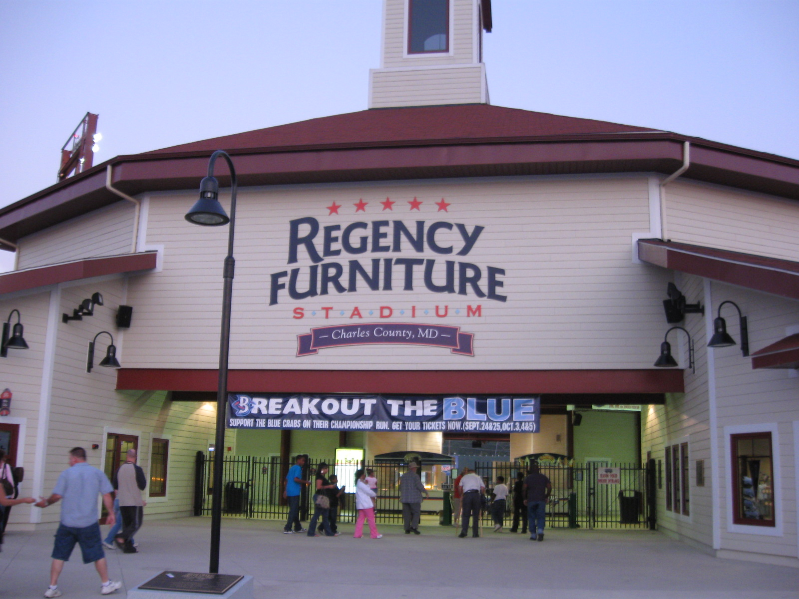 Good Regency Furniture Stadium 3
