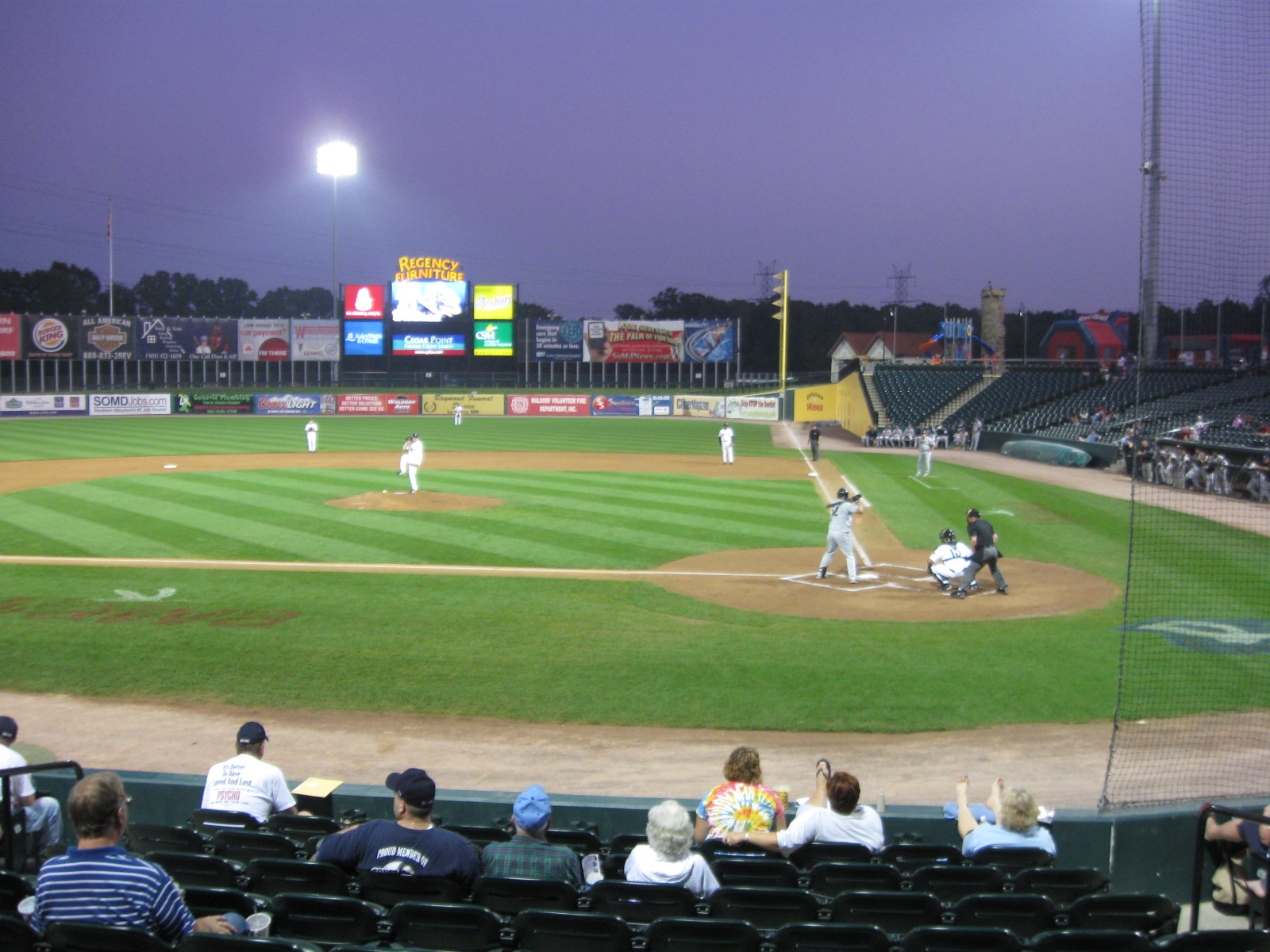 Beautiful Regency Furniture Stadium 8